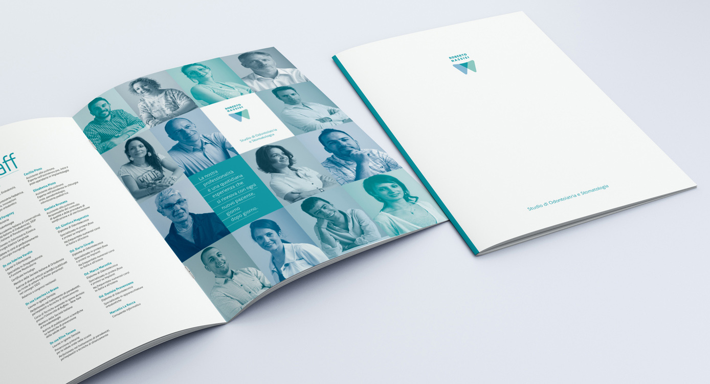 Mock-up - Katalog A4