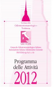 cenacolo torinese 2012-1