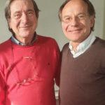 Il Dr. Perrini con il Dr. Nassisi